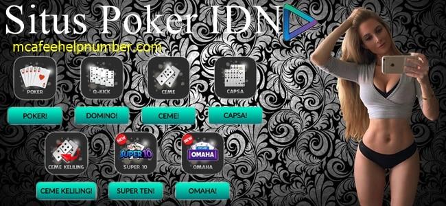 Situs Poker IDN Keuntungan & Cara Deposit OVO